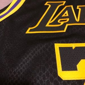942fe7074 Nike Other - Nike LA Los Angeles Lakers Kobe Bryant LORE Jersey